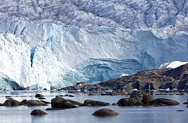 Nordenskioldbreen, Billefjorden, Spitsbergen, Svalbard, Norway, Scandinavia, Europe