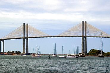 Newton Navarro Bridge, Natal, Rio Grande do Norte, Brazil, South America