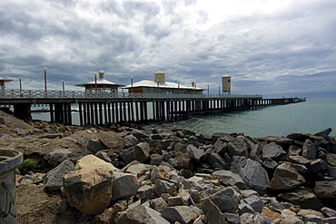 Fisherman's wharf, Fortaleza, Ceara, Brazil, South America
