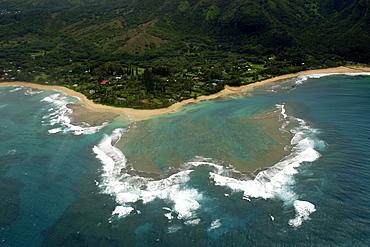 Tunnels reef, Kauai, Hawaii, United States of America, Pacific