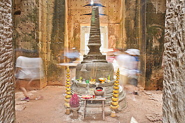 Angkor, UNESCO World Heritage Site, Siem Reap, Cambodia, Indochina, Southeast Asia, Asia
