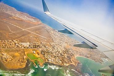 Senegal. Dakar, West Coast Senegal, Cape Verde Peninsula. Senegal