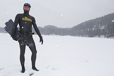 Stig Severinsen at the Oslo Ice Challenge 2009. Oslo, Norway