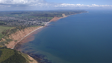 Sidmouth. Devon, UK