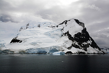 LeMaire Channel on the Antarctic Peninsula.