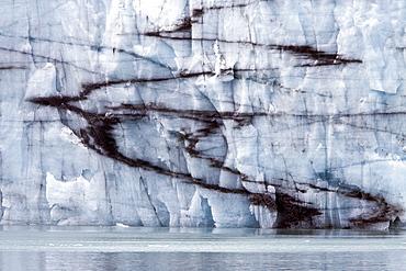 Margorie Glacier in Glacier Bay National Park, Southeast Alaska, USA, Pacific Ocean.