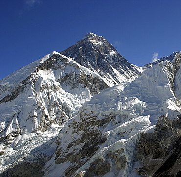 Mount Everest, from  Kala Pattar, Nepal