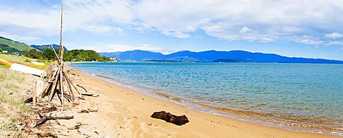Tata Beach, Golden Bay, Tasman Region, South Island, New Zealand, Pacific