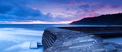 The Cobb, Lyme Regis, Dorset, England, United Kingdom, Europe