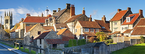 Helmsley market town in the Ryedale district of North Yorkshire, Yorkshire, England, United Kingdom, Europe