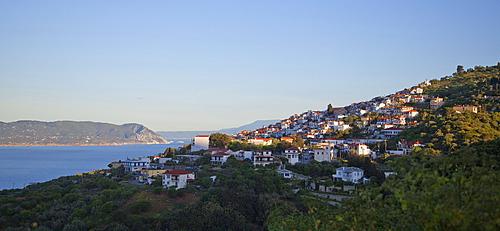Glossa, Skopelos, Sporades Island group, Greek Islands, Greece, Europe