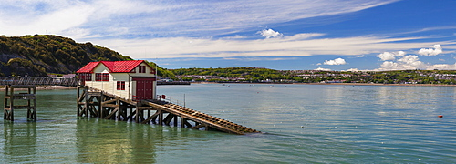Mumbles Pier, Gower, Swansea, Wales, United Kingdom, Europe