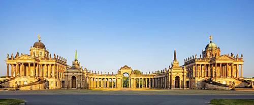 University of Potsdam building, Sanssouci Park, UNESCO World Heritage Site, Potsdam, Brandenburg, Germany, Europe