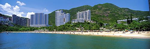 Repulse Bay panorama, Hong Kong