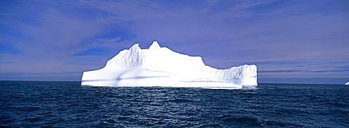 Drifting iceberg, Southern Ocean, Antarctica, Polar Regions
