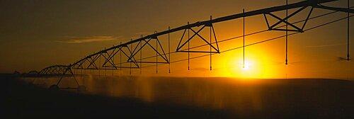 Irrigation at Sundown