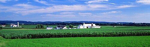 Farm Lancaster County PA USA