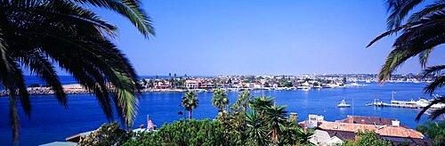 Balboa Island Newport Beach CA USA