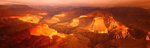 Hopi Point Canyon Grand Canyon National Park AZ