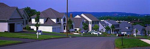 Suburban Homes CT USA