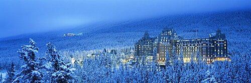 Banff Spring Hotel Alberta Canada