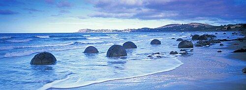 Moeraki Boulders South Island New Zealand