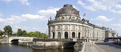 Museum Island, Bode Museum, Berlin, Germany, Europe