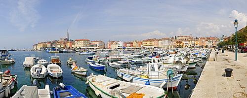 Port of Rovinj, Croatia, Europe