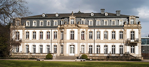 Buesing-Palais, neo-baroque city palace, Offenbach am Main, Hesse, Germany, Europe