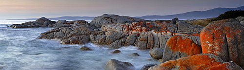 The Gardens at Bay of Fires in northern Tasmania, Australia