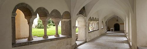 Cloister of Stift Millstadt, Carinthia, Austria