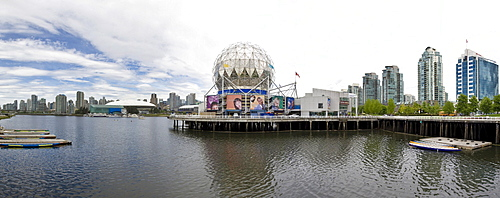 World Science Center, Vancouver, British Columbia, Canada, North America