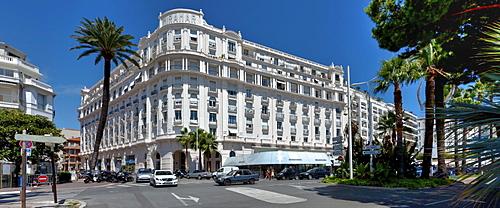 Miramar Hotel, La Croisette, Cannes, Cote díAzur, Southern France, France, Europe, PublicGround