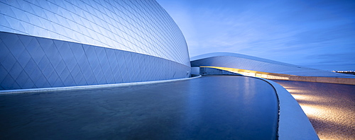 The Blue Planet, National Aquarium Denmark, Kastrup, Copenhagen, Denmark, Scandinavia, Europe