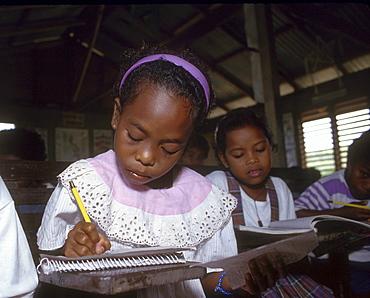 Philippines primary school atyar tribe village sitio bacau, luzon