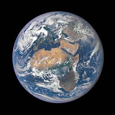 Earth, DSCOVR Satellite Image