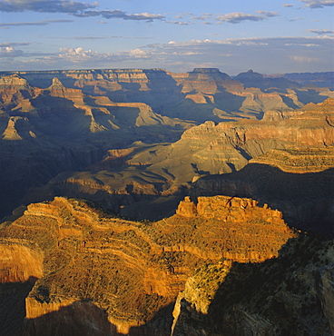 The Grand Canyon from the South Rim, Arizona, USA