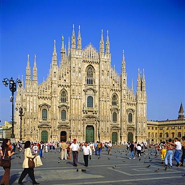 Milan Cathedral, Lombardia, Italy