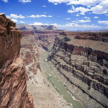 West Rim, Grand Canyon, UNESCO World Heritage Site, Arizona, United States of America (U.S.A.), North America