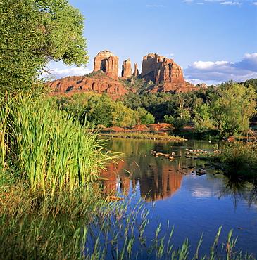 Cathedral Rock, Sedona, Arizona, United States of America (U.S.A.), North America