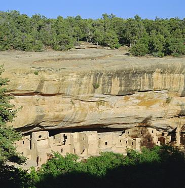 Mera Verde, Mesa Verde National Park, Colorado, USA, North America