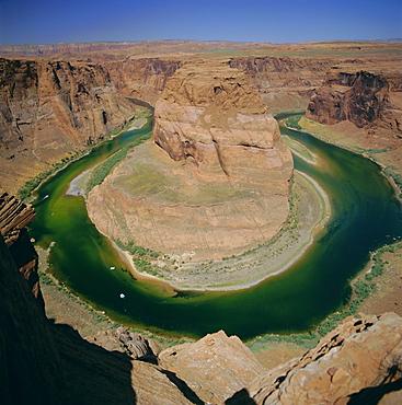 Horseshoe Bend on the Colorado River, Arizona, USA