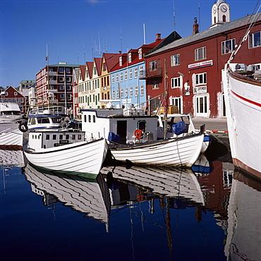 Torshaven, Faroe Islands, Denmark, Atlantic, Europe