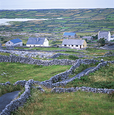 Inishmore, Aran Islands, County Galway, Connacht, Eire (Republic of Ireland), Europe