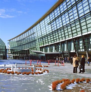 Headquarters of Telenor, Oslo, Norway, Scandinavia, Europe