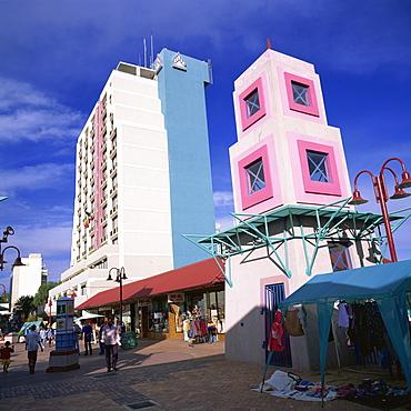 Post Street, Windhoek, Namibia, Africa