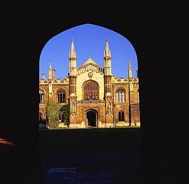Pembroke College, Cambridge, Cambridgeshire, England, United Kingdom, Europe