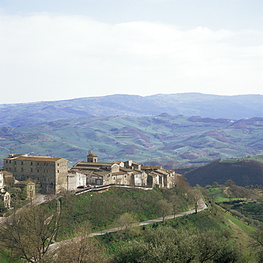 Maccnia, Valfortore, Molise, Italy, Europe