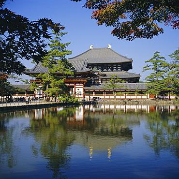 Daibutsu Den Hall, Todaiji Temple, Nara, Japan