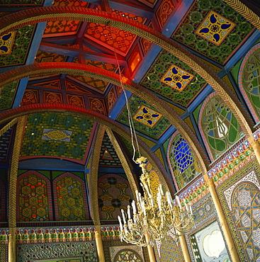 Sitorai Mohi Hossa (Summer Palace), Bukhara, Uzbekistan, Central Asia, Asia